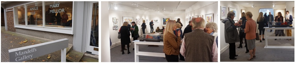 Images Of The Private View